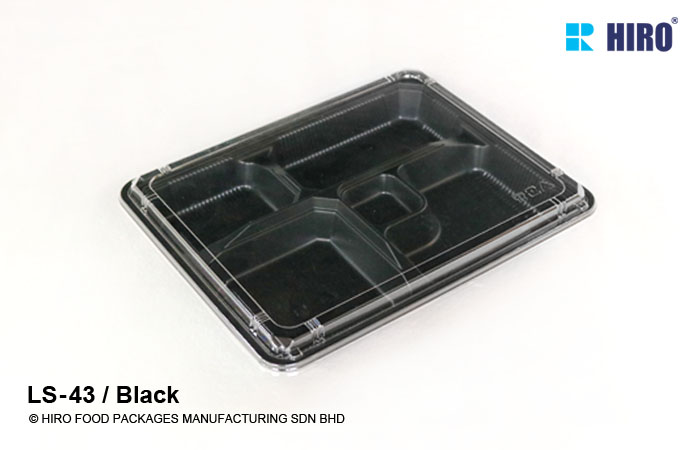 Lunch Box LS-43 with lid