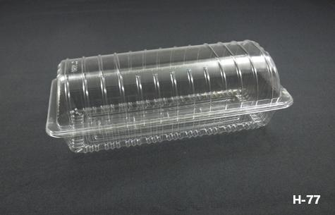Roll cake Container H-77