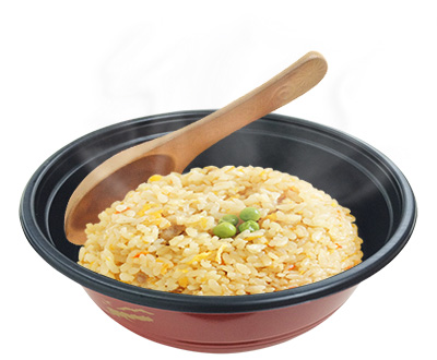 Fried rice container