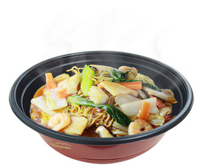 Yakisoba container